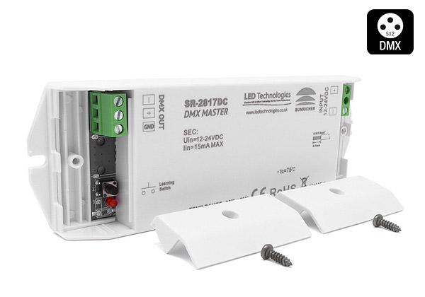 RF - DMX Converters for DMX lighting