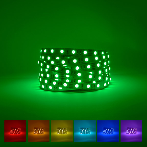 Lifestyle Excellence RGB LED Tape 24V 72W IP20