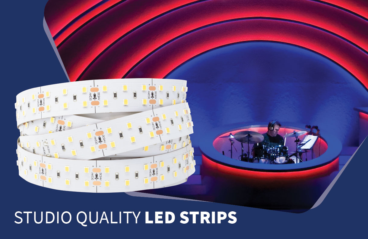 Studio Quality LED Strip Lights