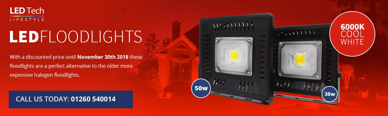 LED Lifestyle Floodlights