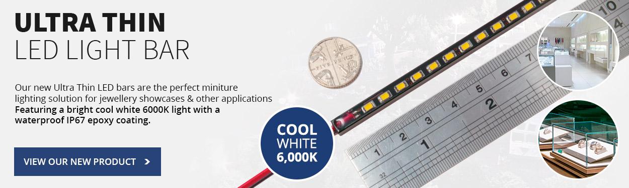 Ultra Thin LED Light Bar