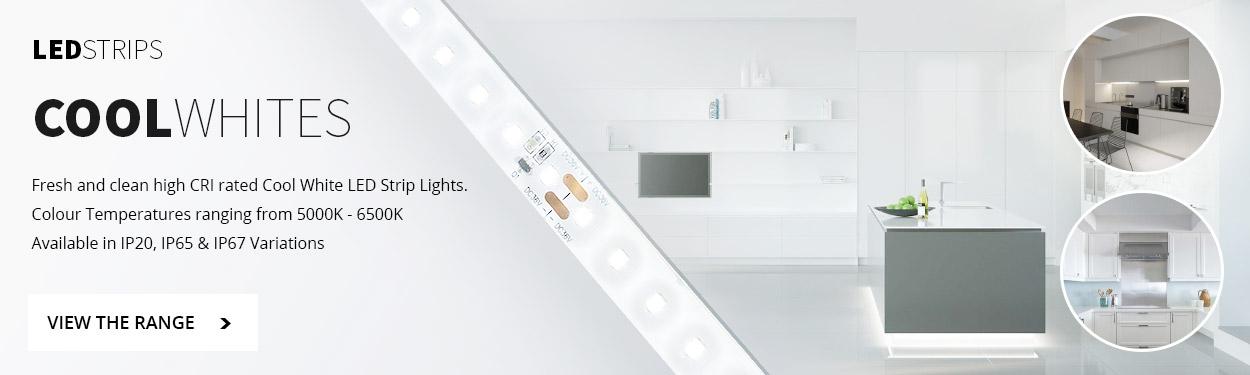 Cool white led strip lights