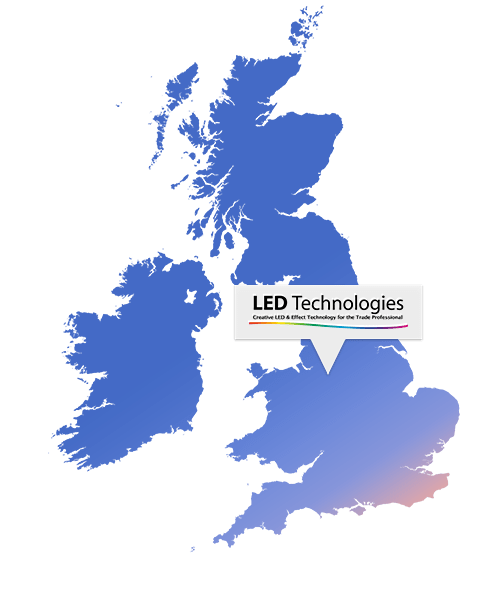 Led Technologies Ltd is a UK Based Company