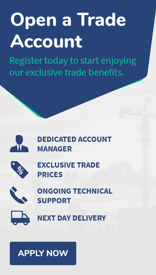 Open a trade account today