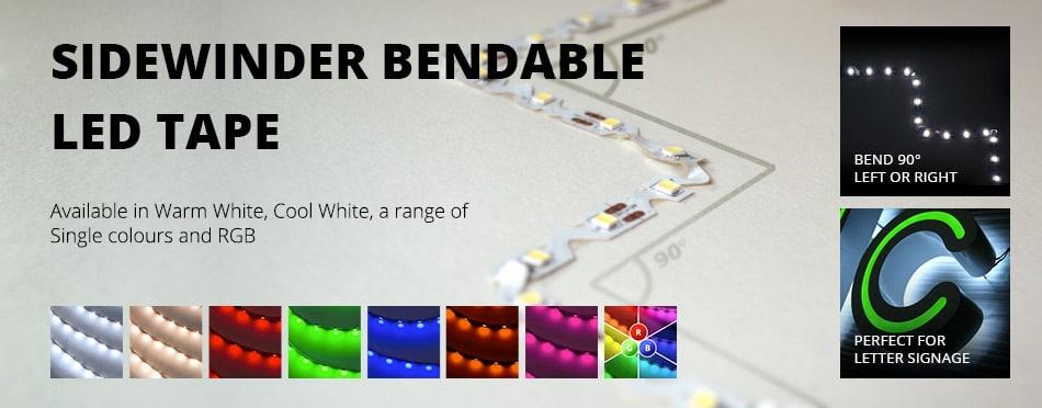 Bendable LED Tape