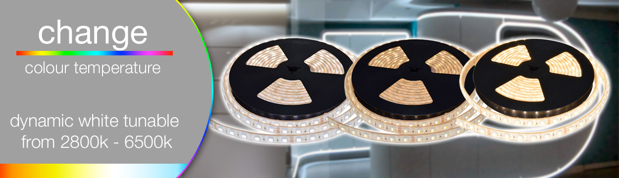 Colour Changing LED Lighting from LED Technologies