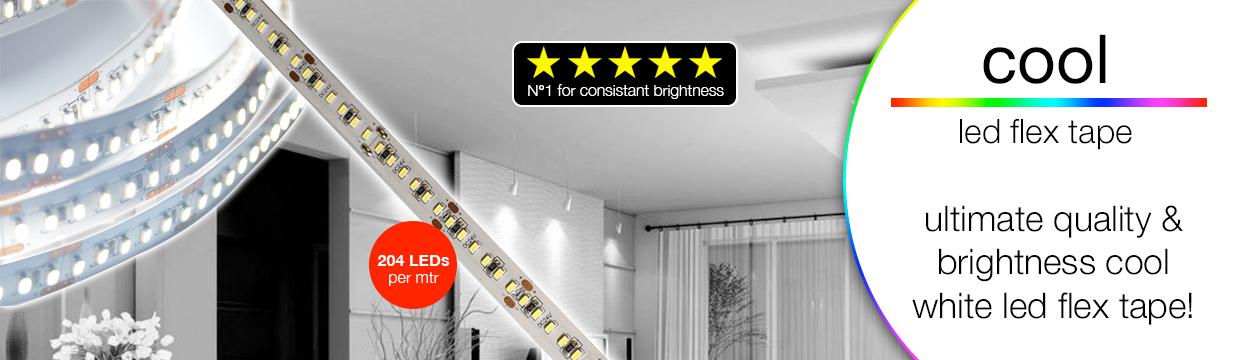 Cool White LED Lighting from LED Technologies