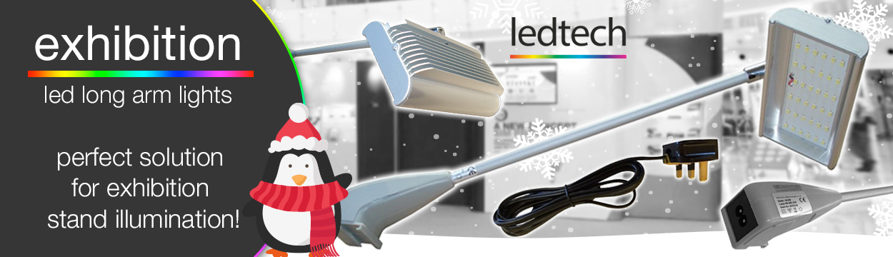 Shop Front LED Lighting from LED Technologies