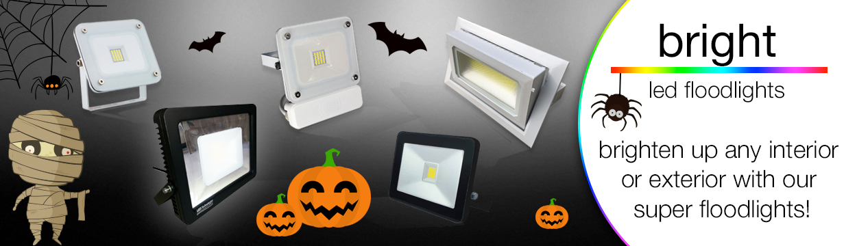 Shop Front LED Floodlights from LED Technologies