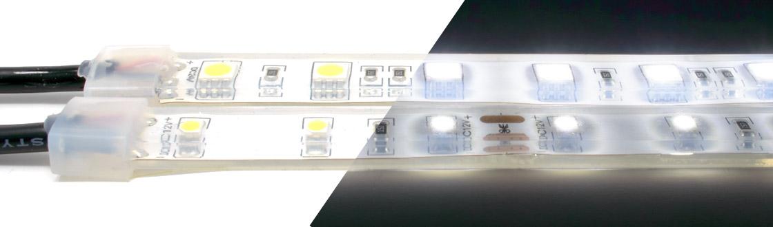 24V & 12V LED Strip Lights