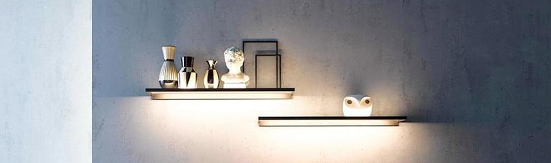 LED Srip Lights for shelving