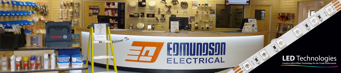Edmundson Electrical stockist of LED Technologies