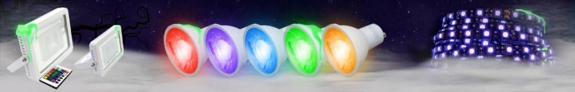 LED Lights for Halloween