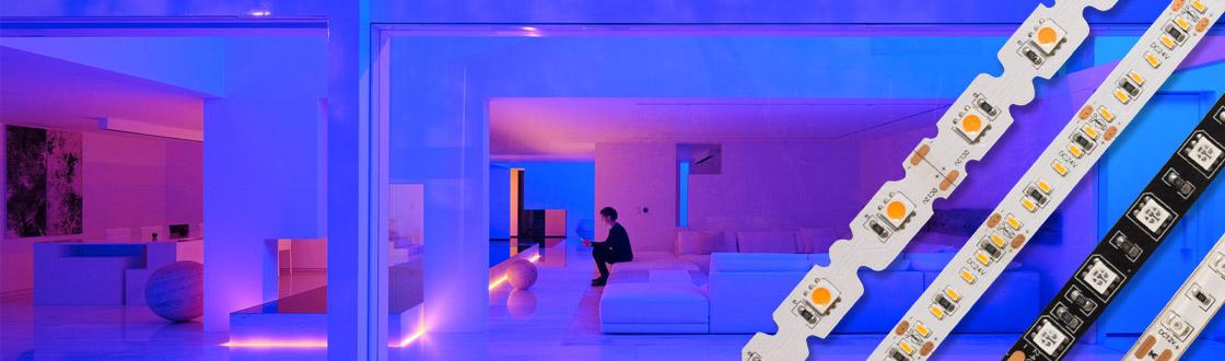 install LED Strip Lights