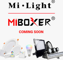 Exciting New Products from Mi-Light & MiBoxer
