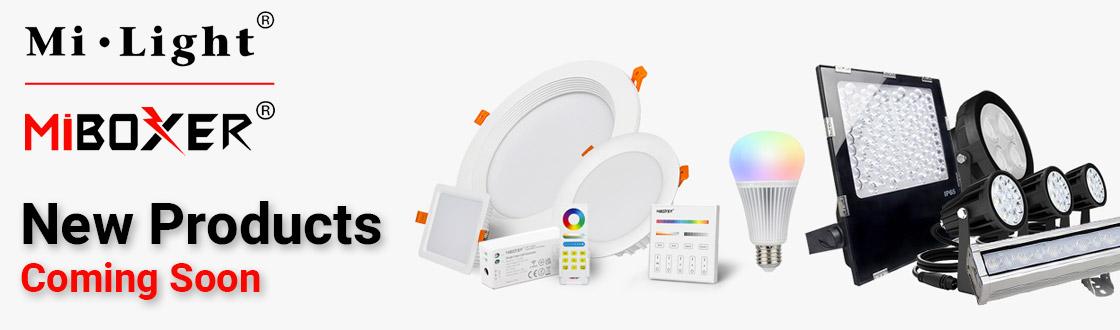 Mi-Light & MiBoxer Product Launch