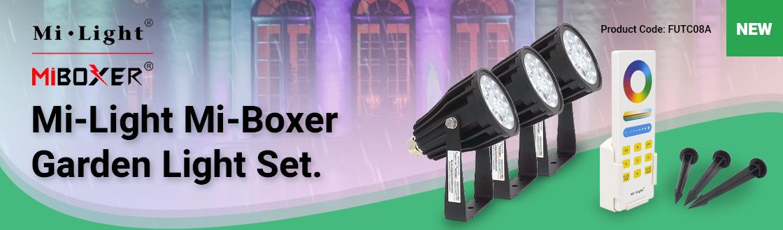MiLight MiBoxer LED Garden Light Set