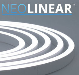 NEOLINEAR™ for a shop window arch